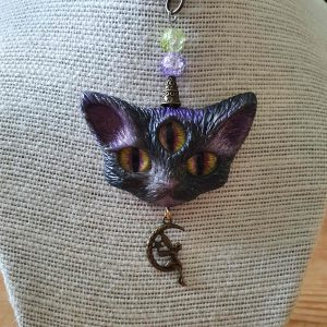 All Seeing Eye Cat No. 1