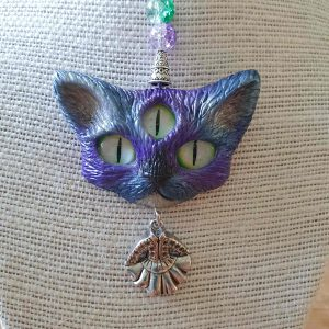 All Seeing Eye Cat No. 3
