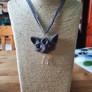 All Seeing Eye Cat No. 8
