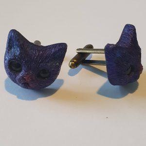 Kitten Cufflinks
