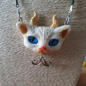 Horned Faun Cat No. 11
