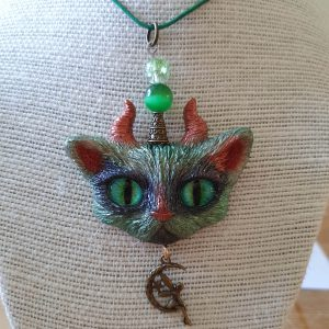 Horned Faun Cat No. 8